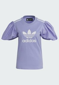 adidas Originals - Print T-shirt - light purple - 7