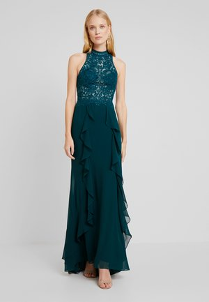 Occasion wear - bottel green