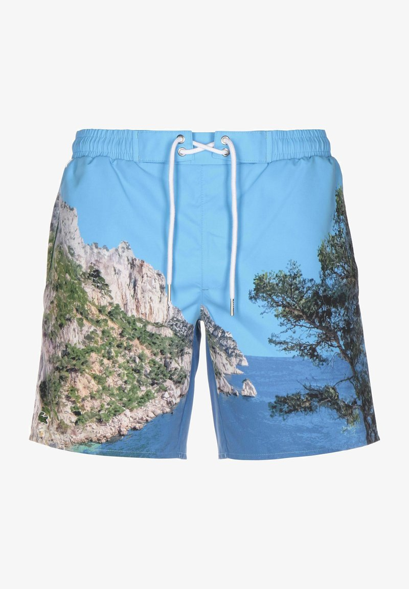 Lacoste - Swimming shorts - blue