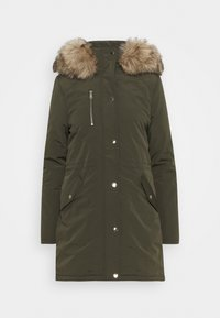 Dorothy Perkins - TRIM COAT - Winter coat - khaki - 5