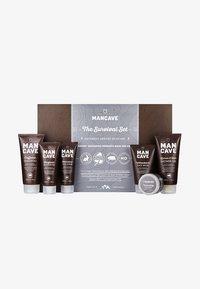 Man Cave - SURVIVAL SET - Skincare set - - - 0