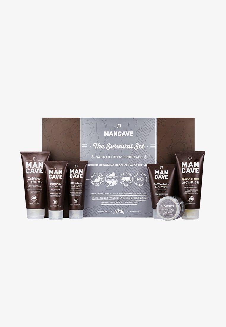 Man Cave - SURVIVAL SET - Skincare set - -