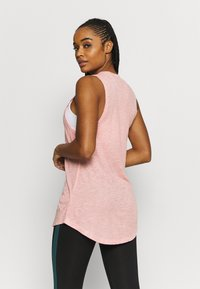 Guess - TANK - Top - old pink - 2