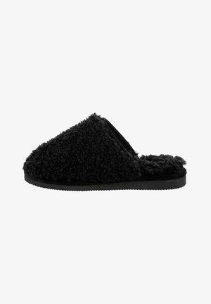 FOGGIE  - Pantofle - black