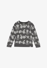 Turtledove - SEA FRIENDS BABY  - Felpa - dark grey - 2