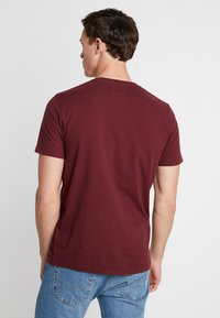 Abercrombie & Fitch - POP ICON CREW - T-shirt basic - port royale - 2