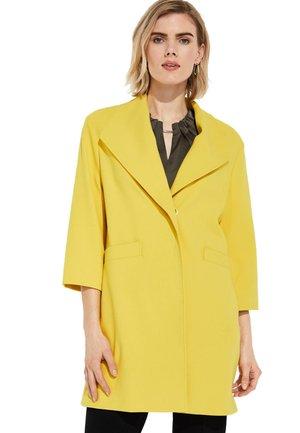Short coat - gelb (31)