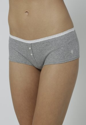 FAVORITE - Pants - heather grey