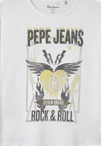 Pepe Jeans - COTTY - Long sleeved top - optic white - 2