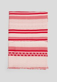 s.Oliver - Écharpe - red stripes - 5