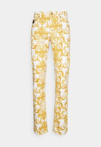 Versace Jeans Couture - TUPO - Slim fit jeans - white - 0