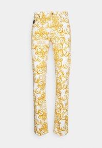 Versace Jeans Couture - TUPO - Džíny Slim Fit - white - 0