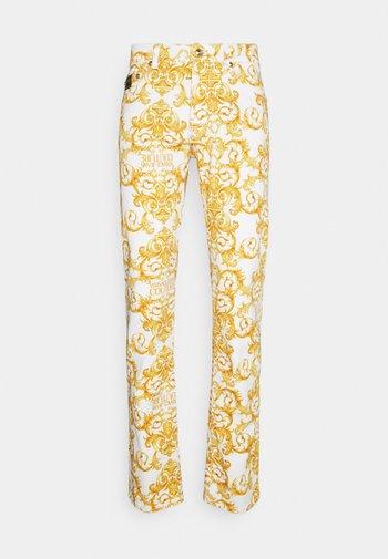 TUPO - Slim fit jeans - white