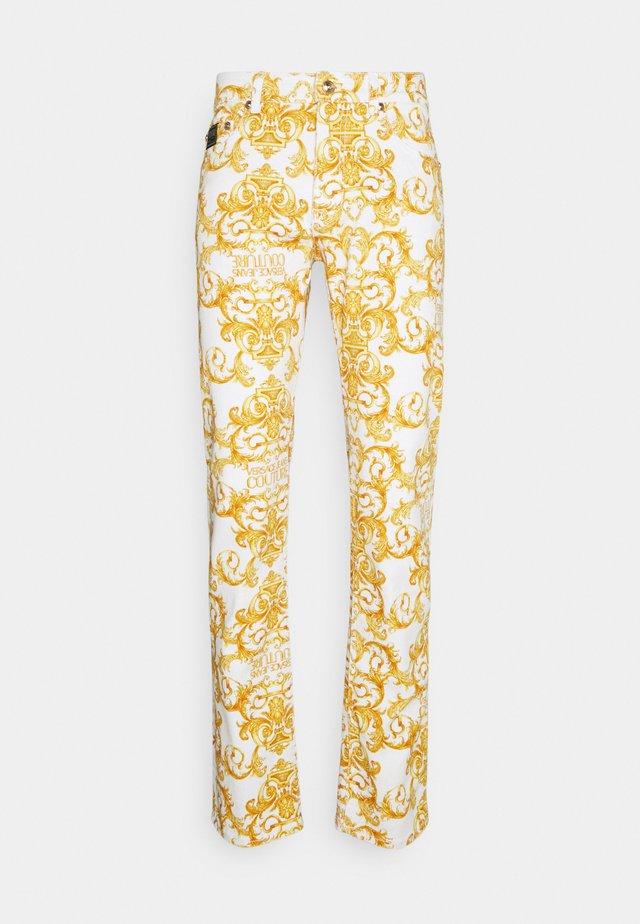 TUPO - Jeans slim fit - white