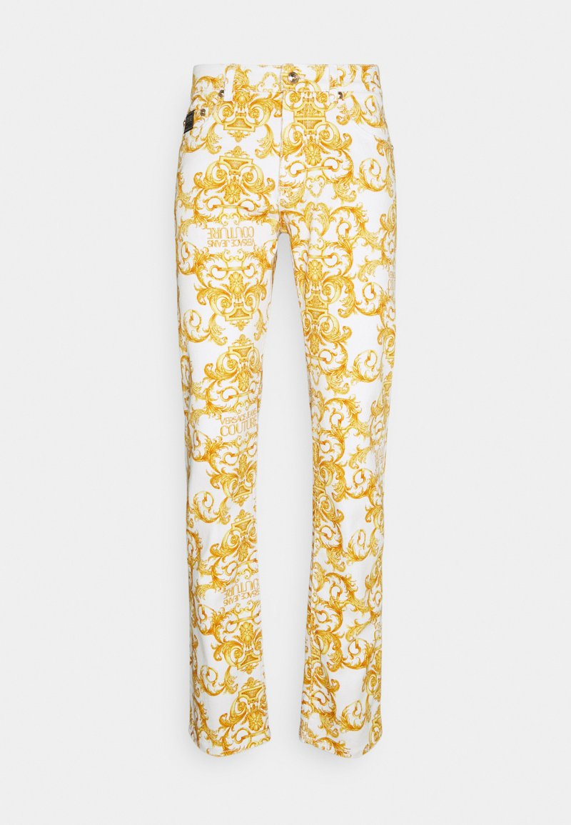 Versace Jeans Couture - TUPO - Slim fit jeans - white