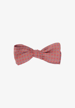 GENTLEMAN - Bow tie - rot/blau