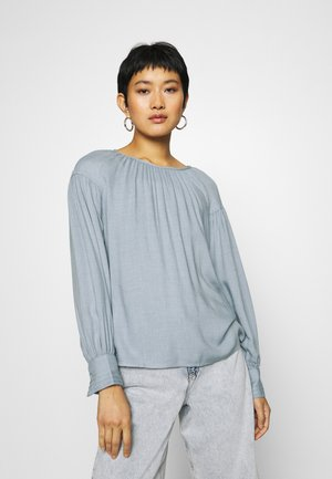 MIRNA BLOUSE - Blouse - kentucky blue