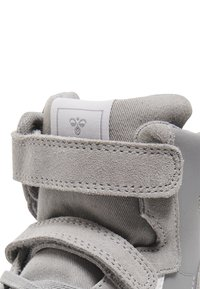 Hummel - SLIMMER STADIL - High-top trainers - grey - 5