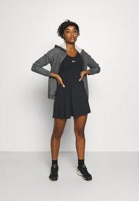Lacoste Sport - JACKET - Zip-up sweatshirt - pitch chine - 1
