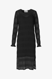 JUST FEMALE - KIFI DRESS - Denní šaty - black - 4