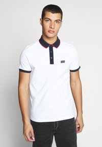 Jack & Jones - JCOCHARMING - Polotričko - white - 0