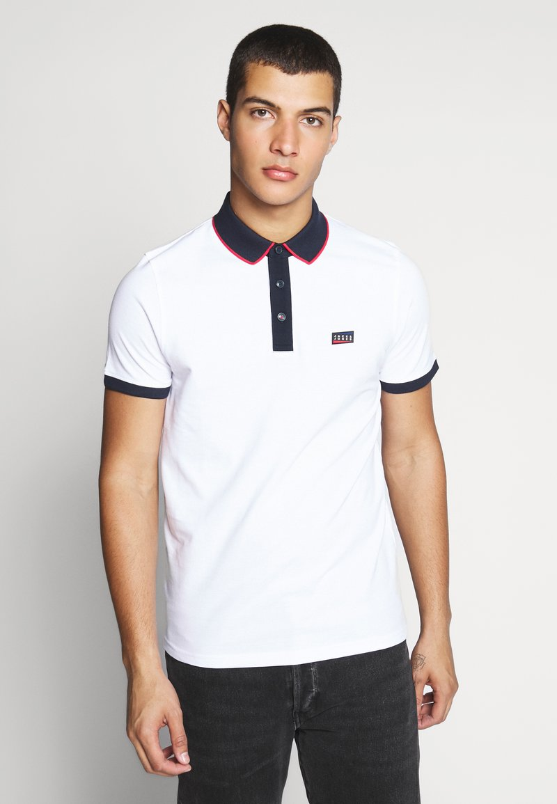 Jack & Jones - JCOCHARMING - Polotričko - white