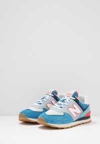 New Balance - 574 - Sneakersy niskie - blue - 2