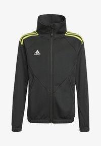 adidas Performance - PREDATOR PRIMEGREEN TRACK - Training jacket - black - 0