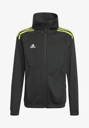 PREDATOR PRIMEGREEN TRACK - Training jacket - black