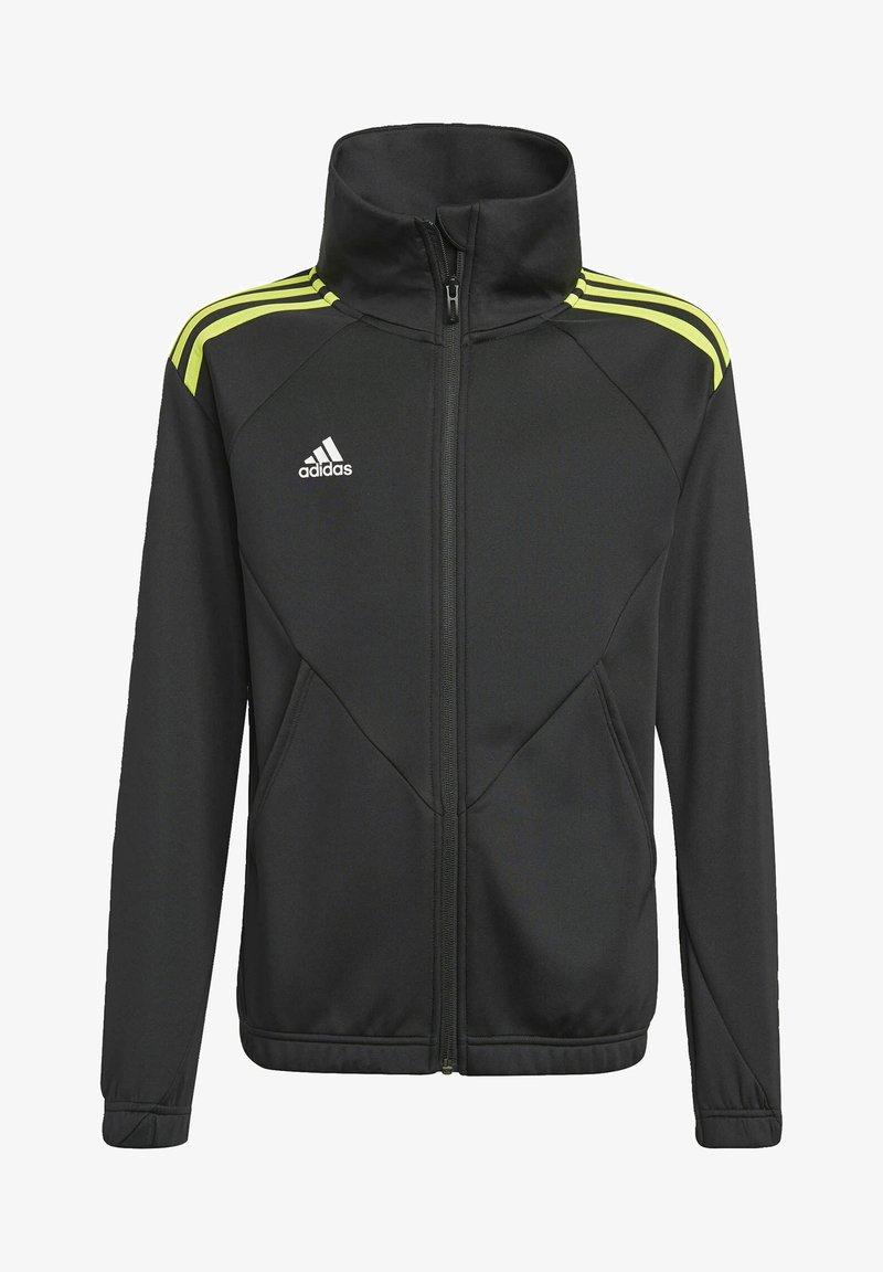 adidas Performance - PREDATOR PRIMEGREEN TRACK - Training jacket - black