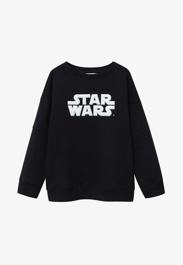 STAR - Sweatshirt - zwart