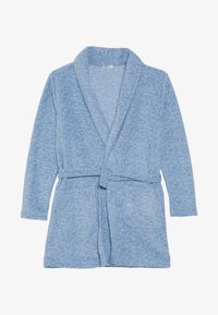 Benetton - DRESSING GOWN - Dressing gown - blue - 2