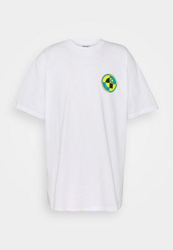 TEST - Print T-shirt - white
