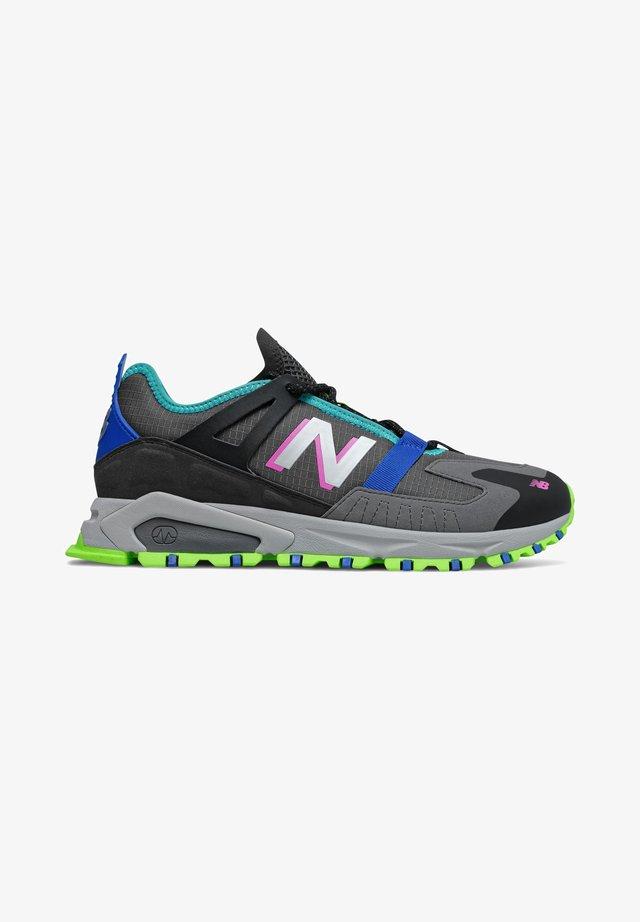 Sneakers basse - black/meadow