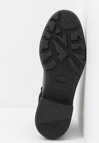 Emporio Armani - Stiefelette - black - 6
