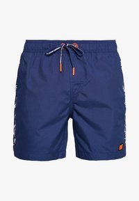 Superdry - SWIMSPORT - Swimming shorts - beechwater blue - 2