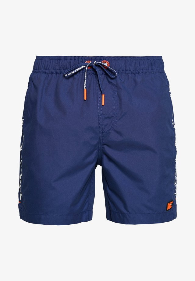 SWIMSPORT - Zwemshorts - beechwater blue