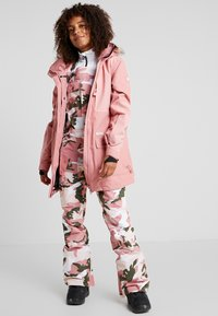 DC Shoes - PANORAMIC - Snowboard jacket - dusty rose - 1