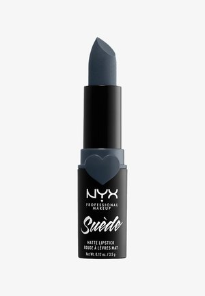 SUEDE MATTE LIPSTICK - Læbestifte - 21 smudge me