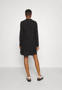 Even&Odd - Shirt dress - black - 2