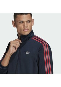 adidas Originals - SPRT 3-STRIPES TRACK TOP - Training jacket - blue - 4