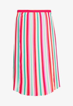 WATERMELON STRIPE QUEEN - A-linjekjol - red/green/multi