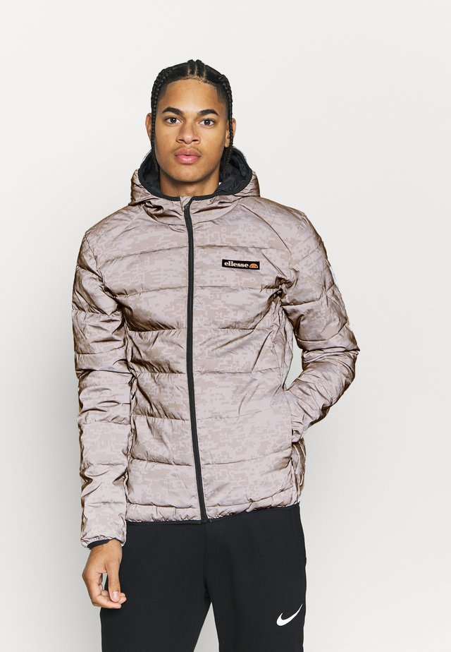 ARBINA REFLECT - Veste d'hiver - grey/white