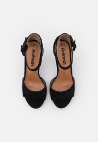 Refresh - Sandales - black - 5