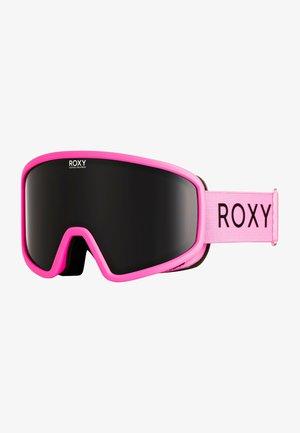 FEENITY - Skibrille - neon pink