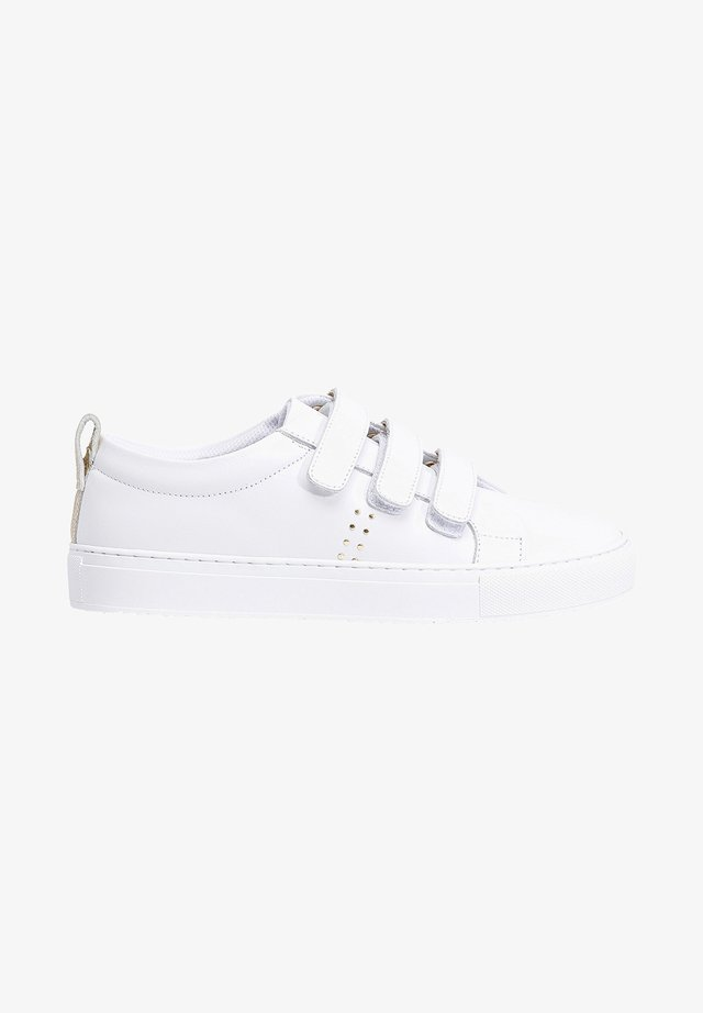 TRAINERS SCRATCH - Sneakers laag - white