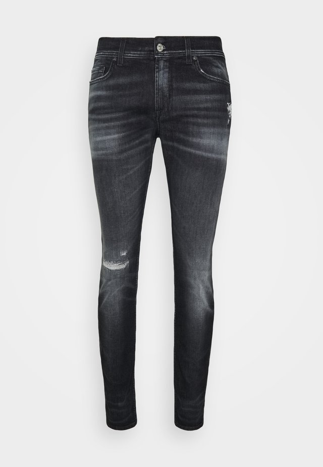 RONNIE SHOOK UP - Jeans Skinny Fit - black