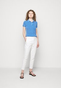Polo Ralph Lauren - CABLE - Poloshirt - keel blue - 1