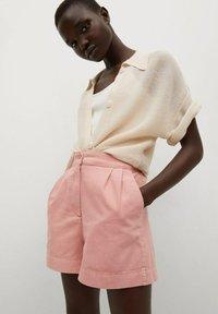 Mango - Shorts - pink - 3