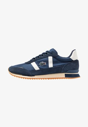 PARTNER RETRO - Sneakersy niskie - navy/offwhite